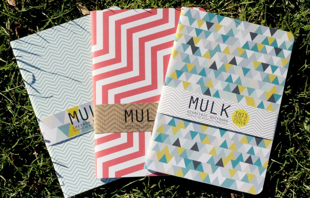 Geometric Notebooks | Mulk