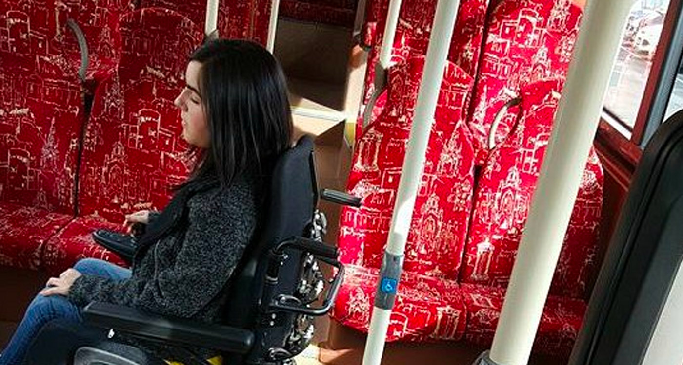 Quantum transforms travel for wheelchair users on Lothian Buses