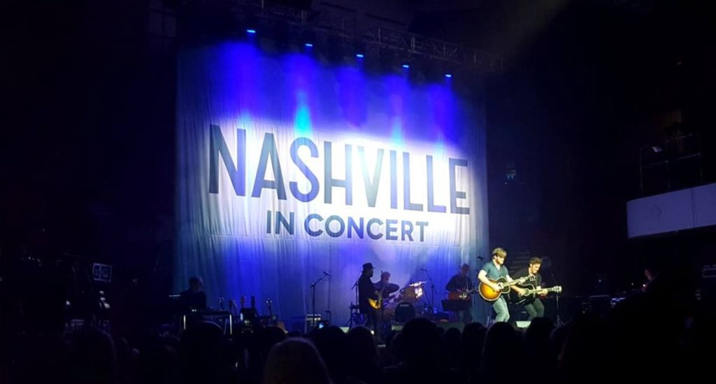 Nashville in Concert @ Colston Hall Bristol Venue Access Review
