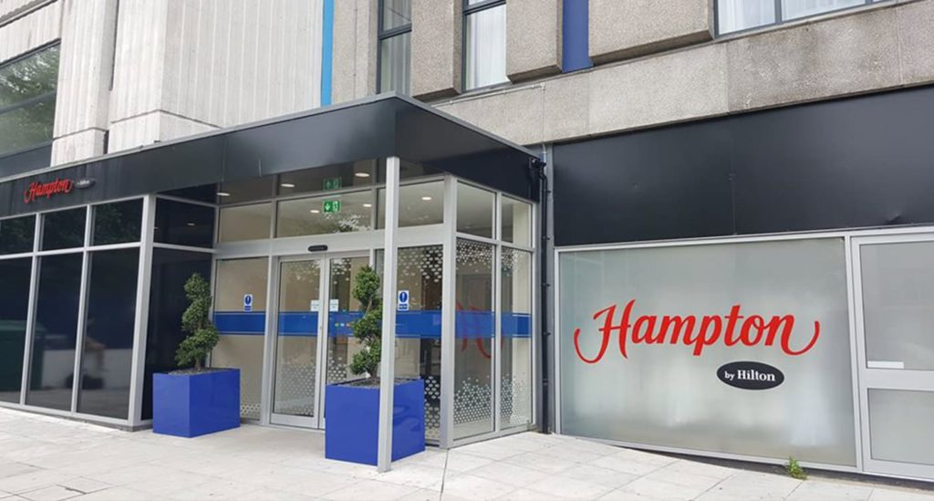 Hampton by Hilton Bristol City Centre | Wheelchair Access Review