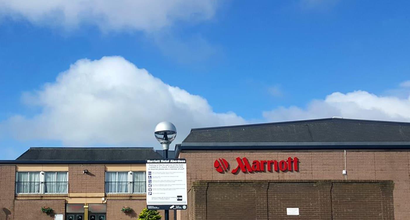 Aberdeen Marriott Hotel | Wheelchair Access Review