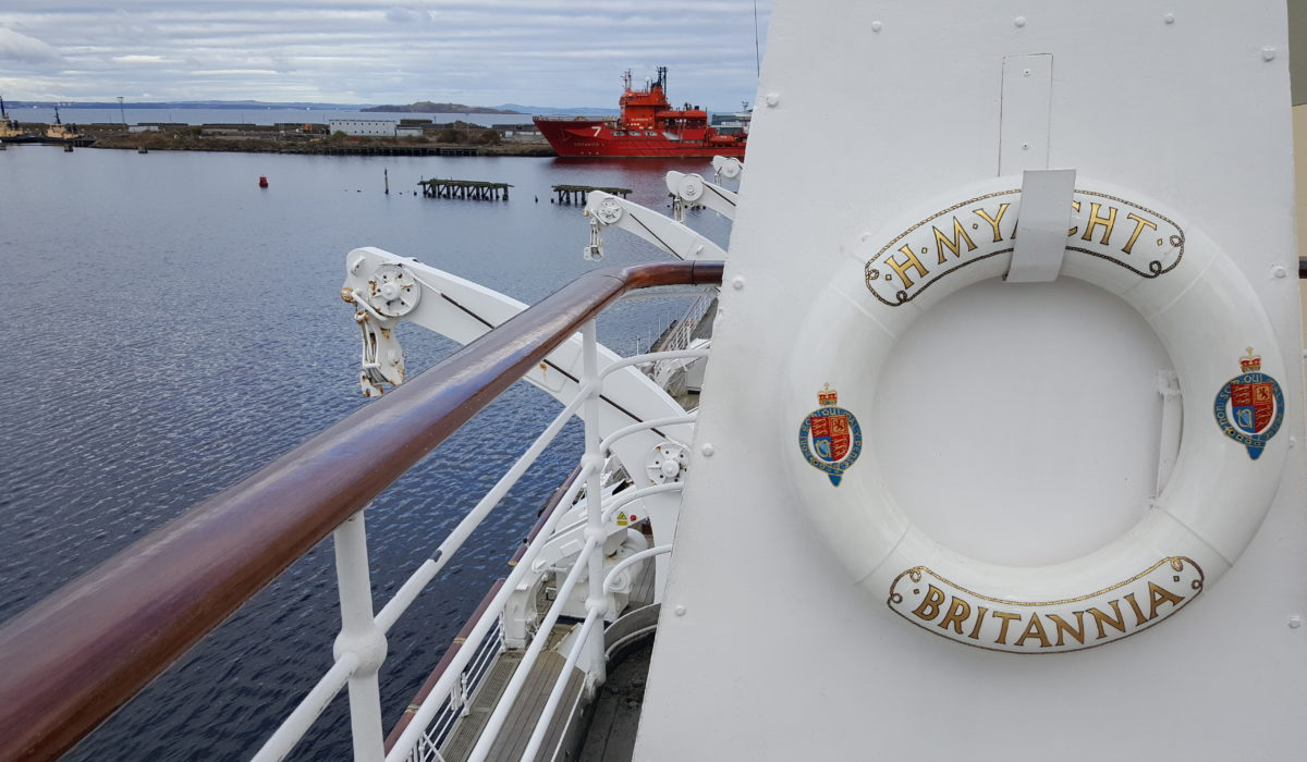 The Royal Yacht Britannia – Wheelchair Accessible Tour