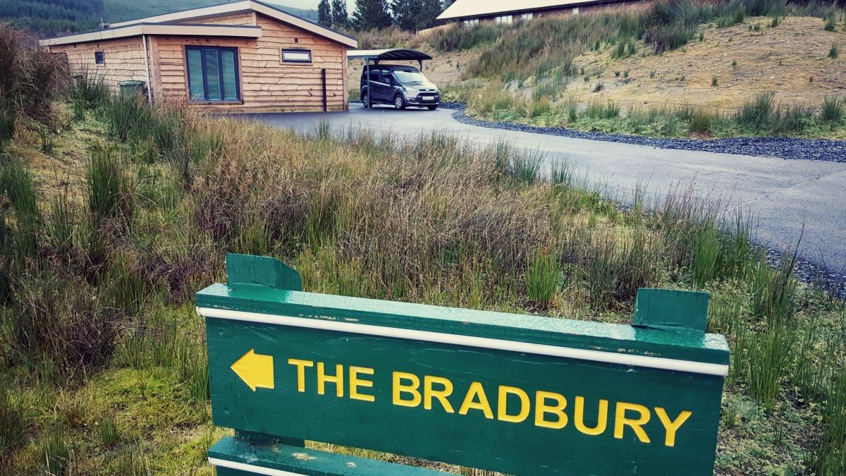 Accessible Holidays with Calvert Trust Kielder The Bradbury Chalet