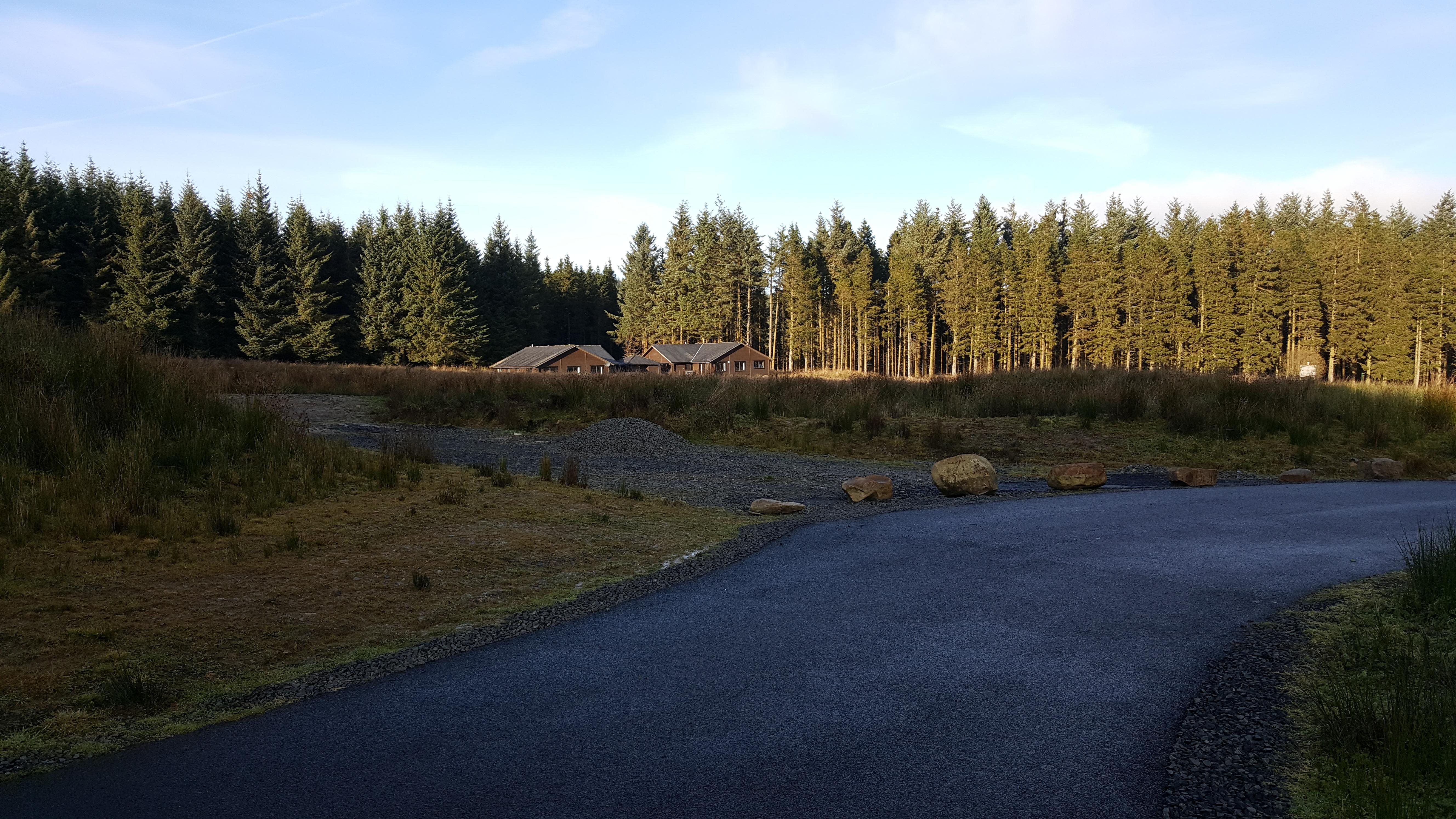 Calvert Trust Kielder Forest