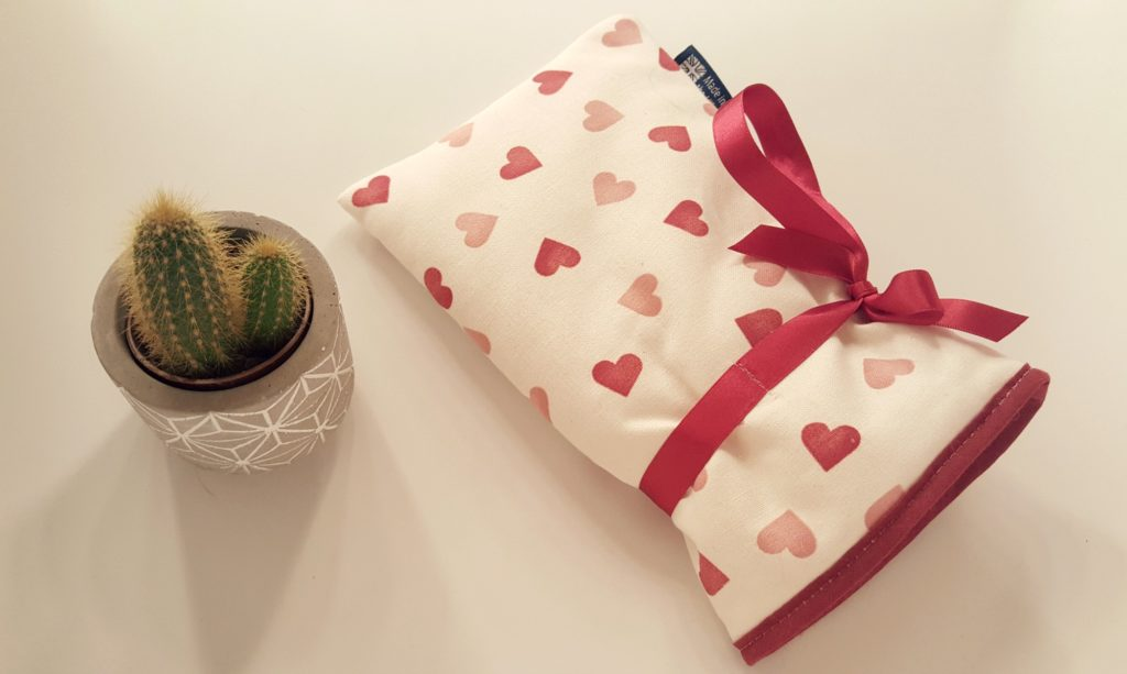 Keep warm with Emma Bridgewater mini hot water bottle