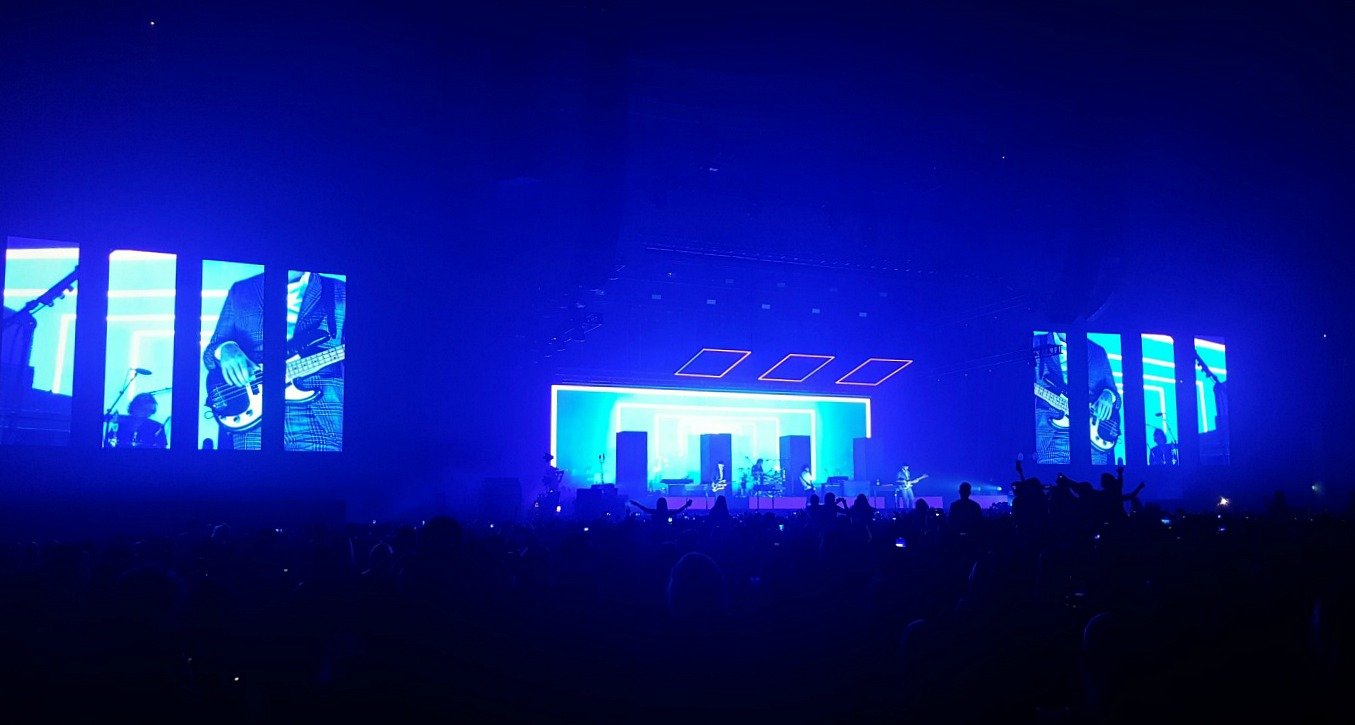 The 1975 were Better than chocolate at The Hydro | Venue Access Review