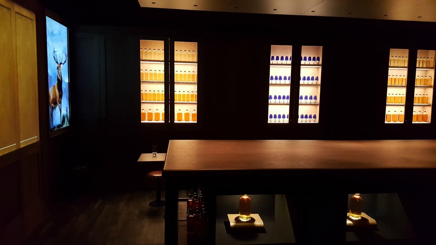 The Blender's Sample Room