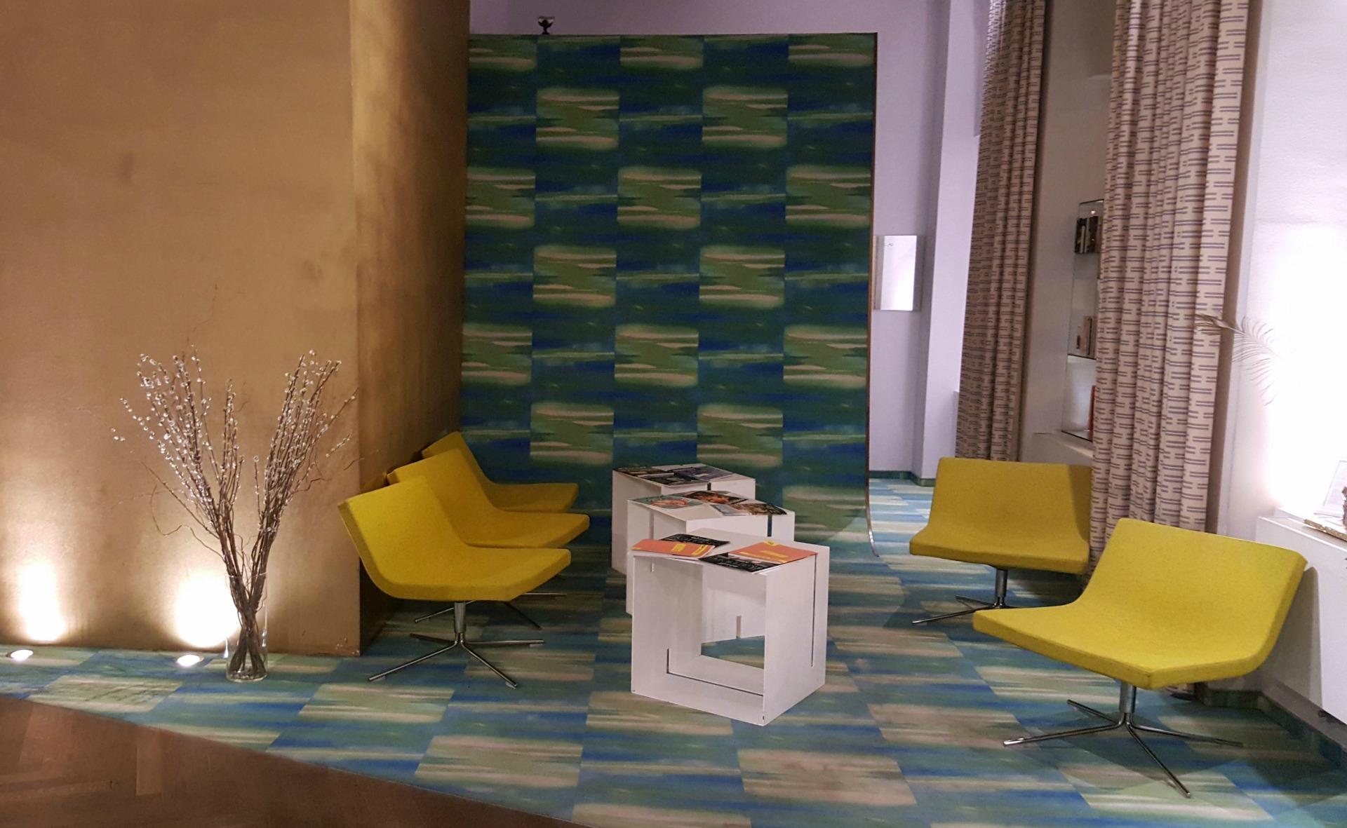 Boutique Hotel Donauwalzer lobby