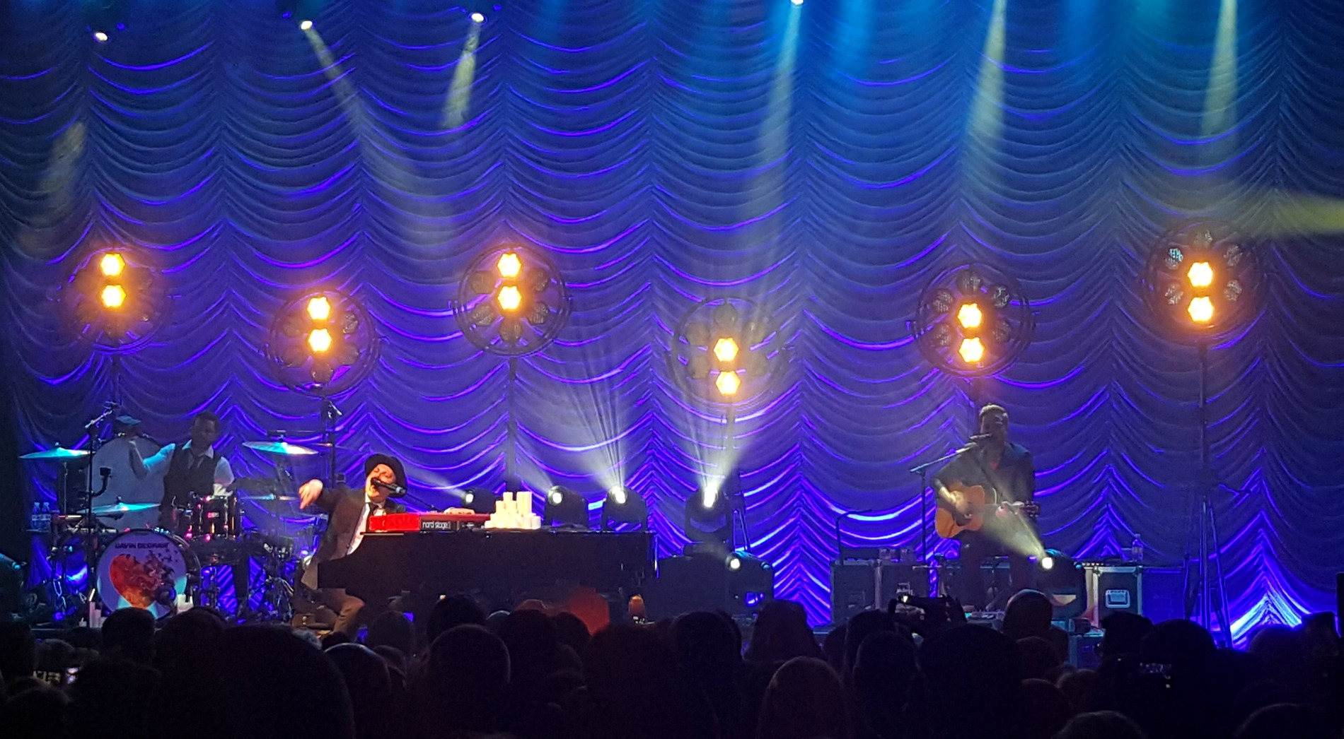 Gavin DeGraw O2 ABC Glasgow