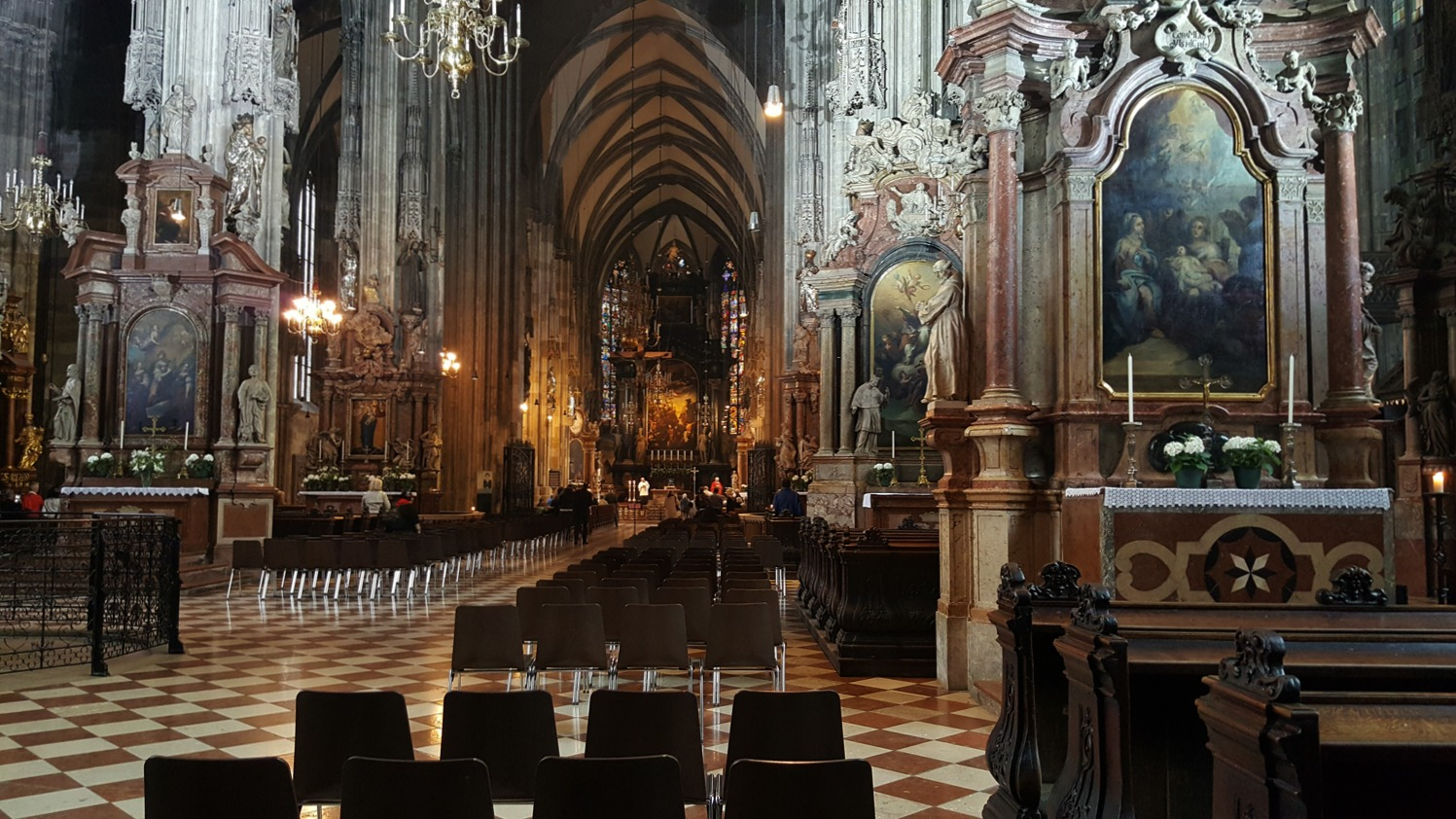Vienna Photo Diary St Stephens Cathedral