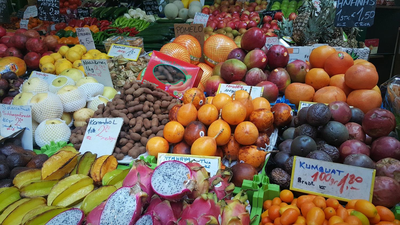 Vienna Photo Diary market