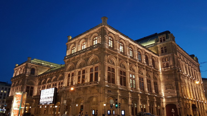 Vienna Photo Diary state opera
