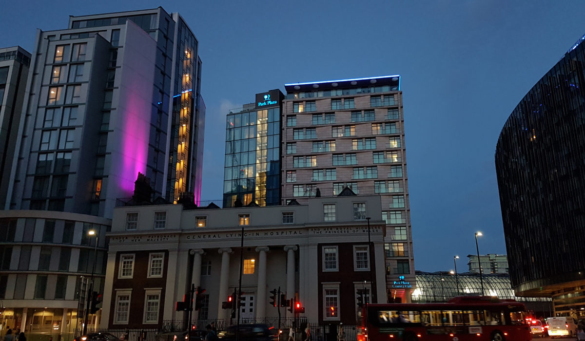 Park Plaza County Hall London | Hotel Review