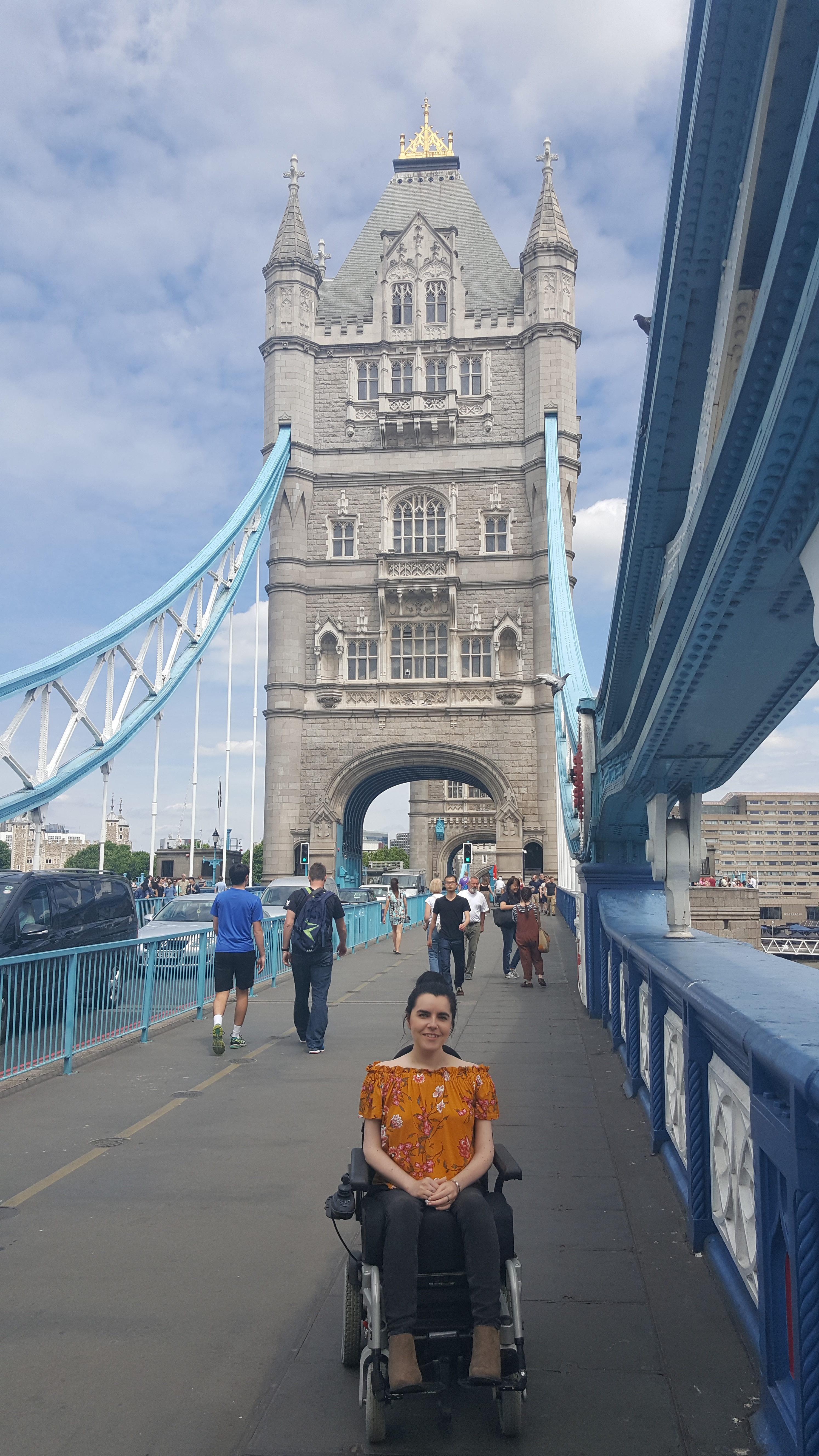 London-photo-diary-tower-bridge-wheelchair-access
