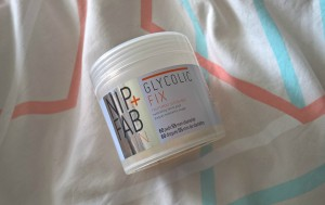 GLYCOLIC FIX PADS REVIEW