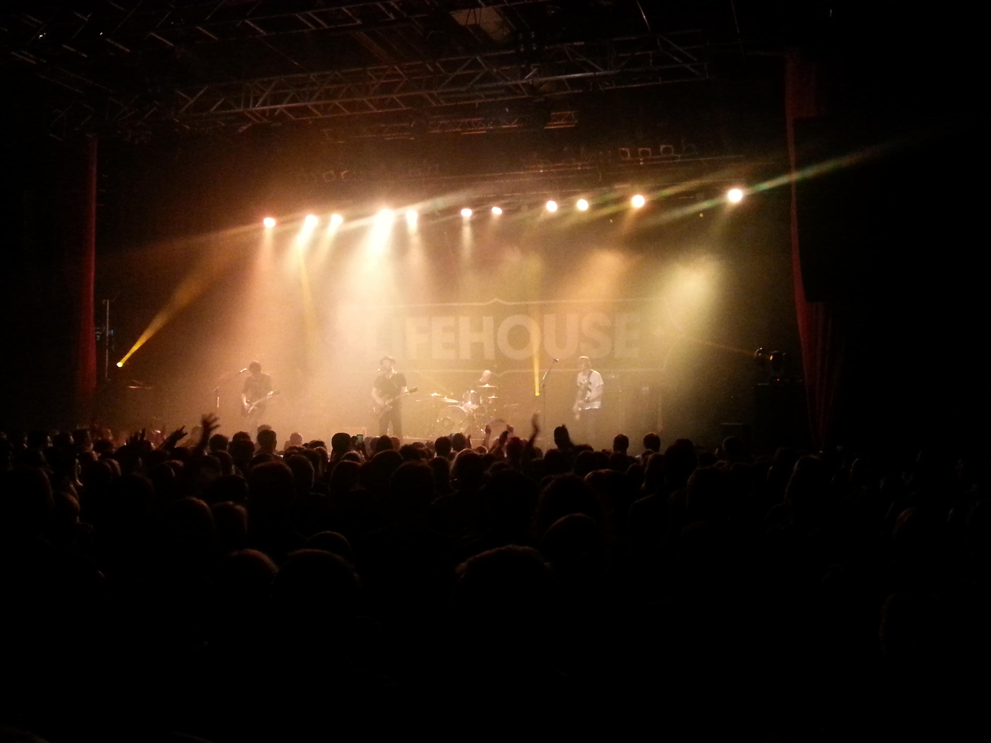Lifehouse at O2 ABC Glasgow (3)