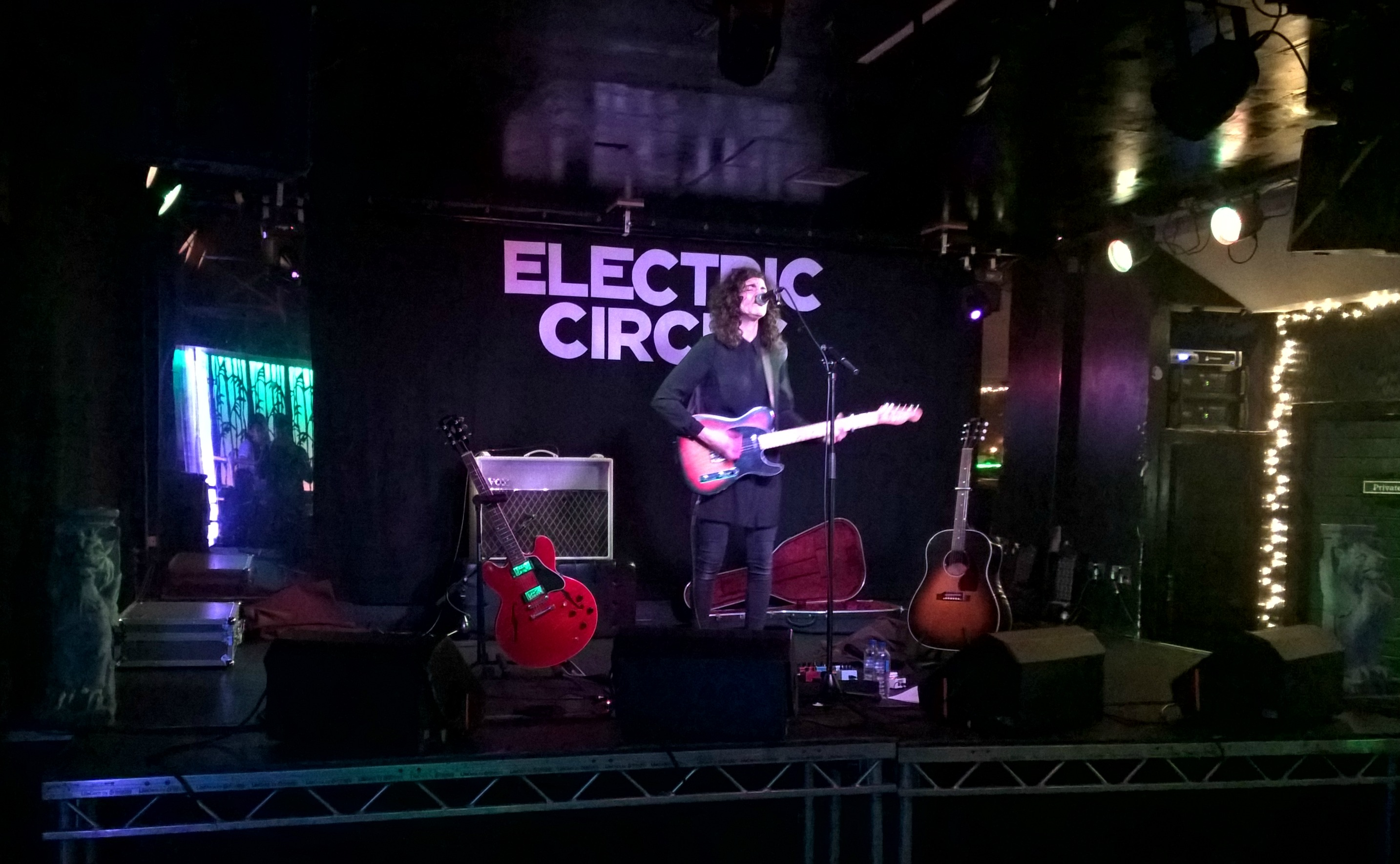 Karima Francis at The Electric Circus Edinburgh (2)