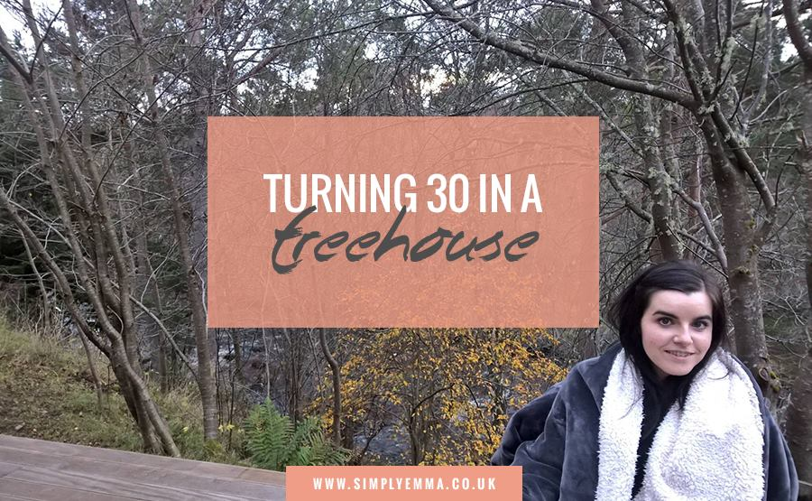 Turning 30 In A Treehouse