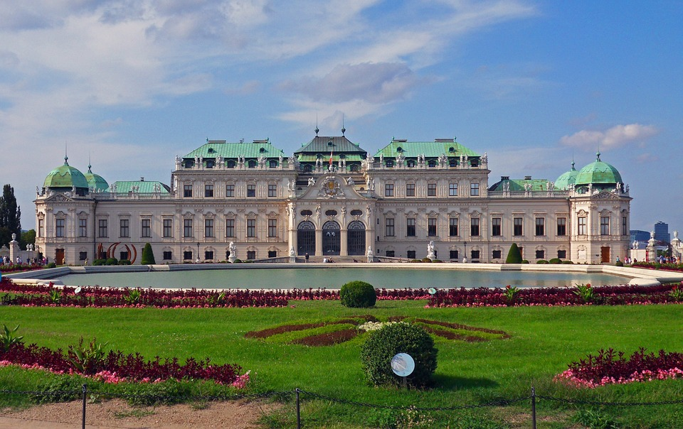 Belvedere Palace & Museum Vienna Simply Emma