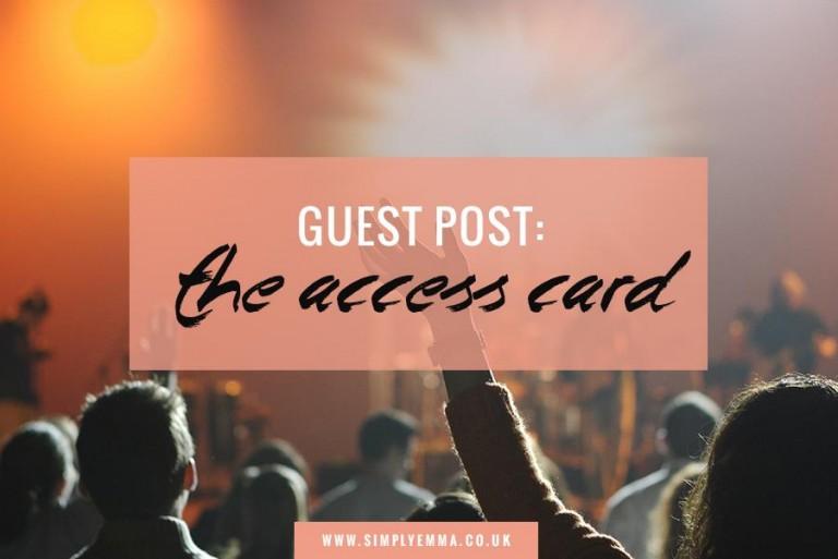 the Access Card