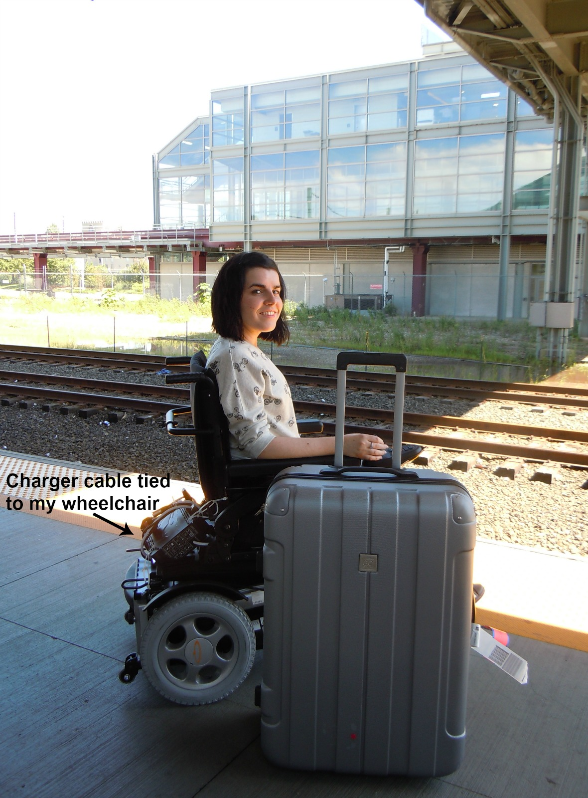 5 Essential Things I can't travel without as a wheelchair user