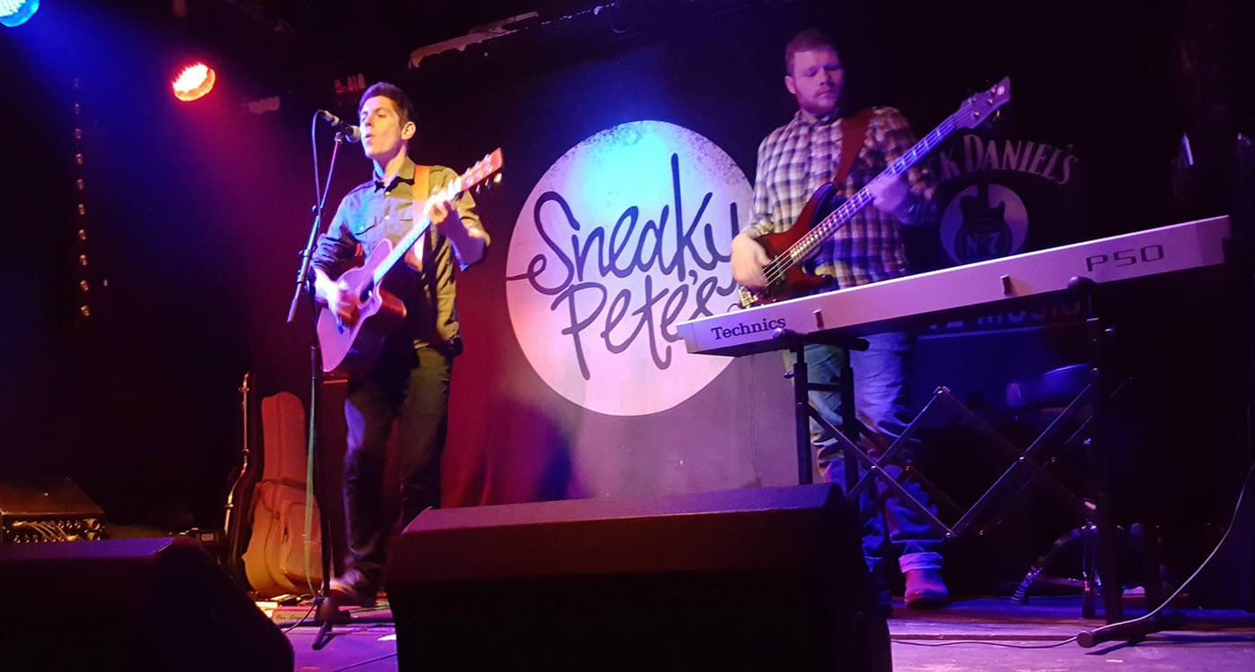 How accessible is Sneaky Pete's for wheelchair users