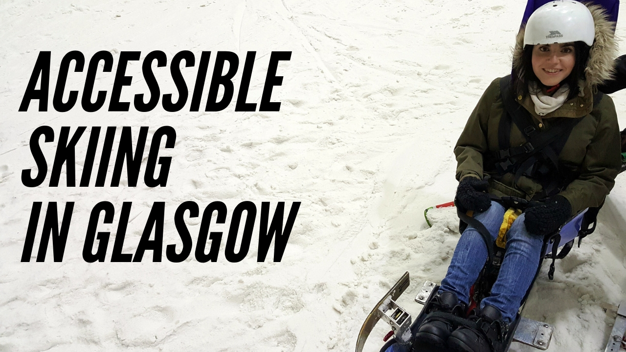 Accessible Skiing in Glasgow