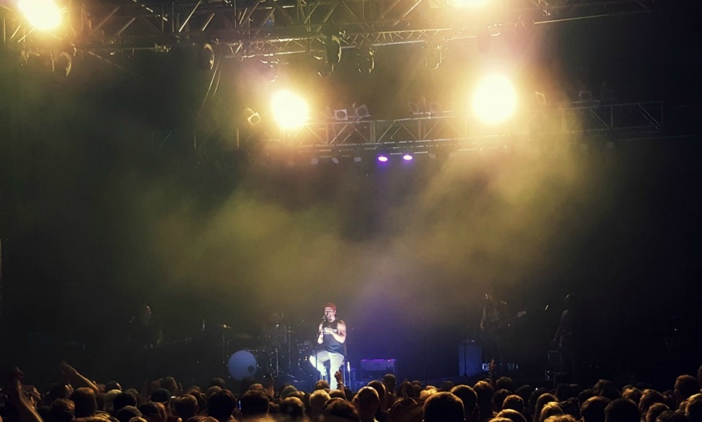 Kip Moore at O2 ABC Glasgow wheelchair accessibility