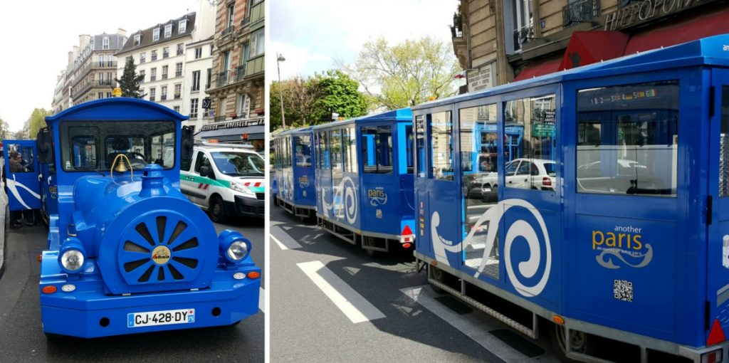 another paris wheelchair accessible train tour