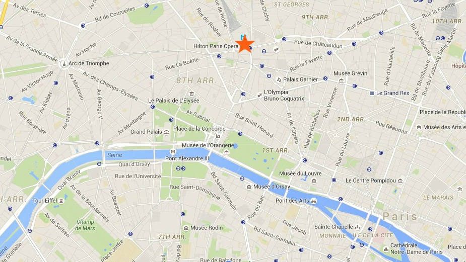hilton-paris-opera-hotel-location-map