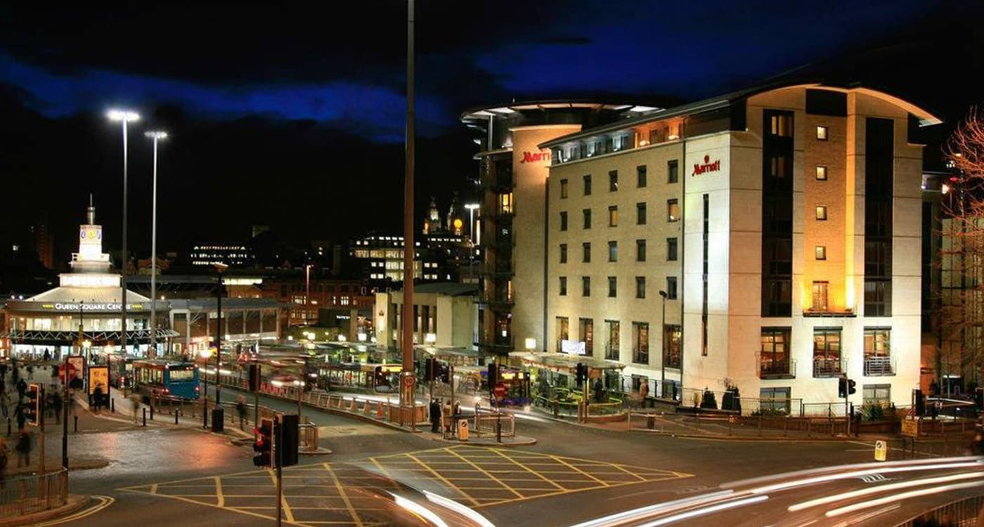Best Hotels In Liverpool Centre