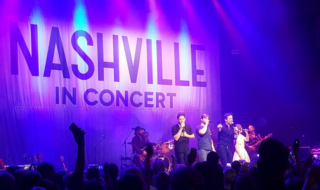 Nashville in Concert @ Colston Hall Bristol Access Review Cast encore