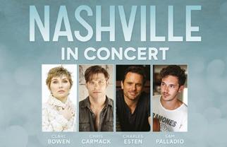 Nashville in Concert UK tour Cast