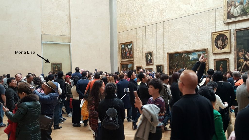 wheelchair accessible things to do in paris the louvre museum mona lisa