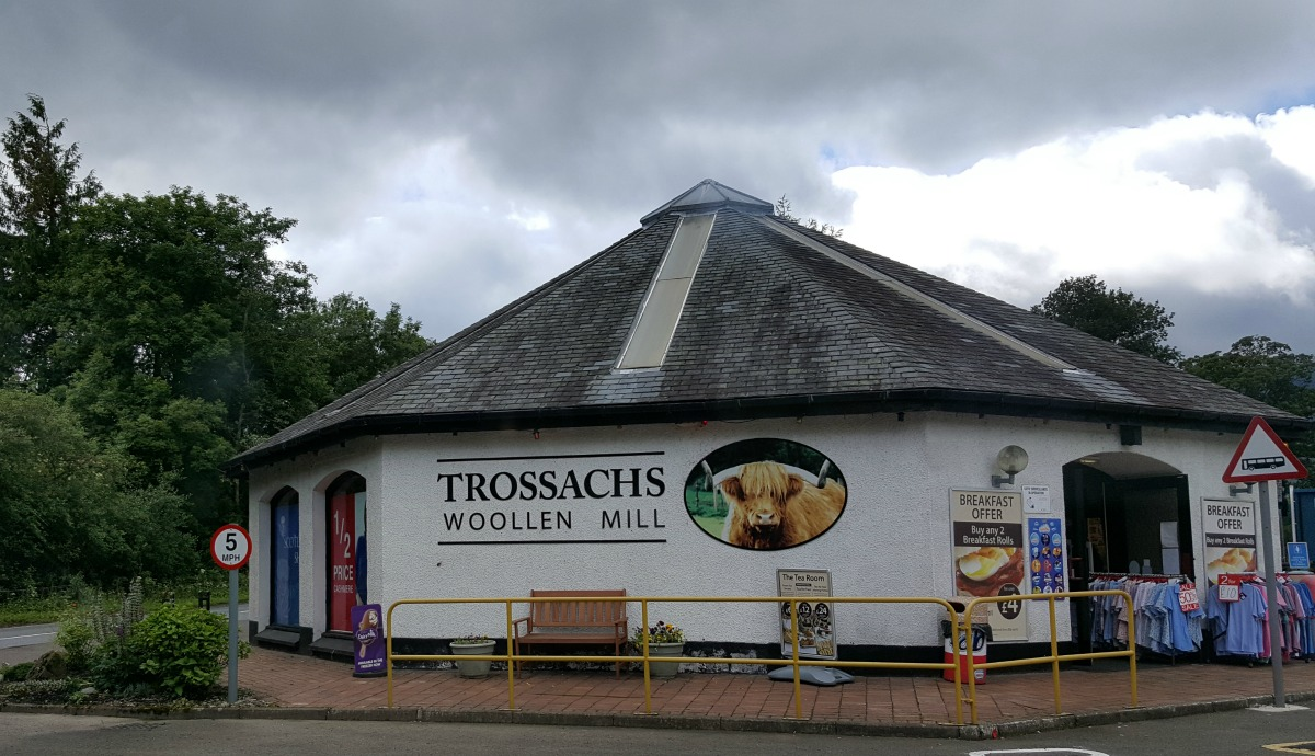 Trossachs Woollen Mill