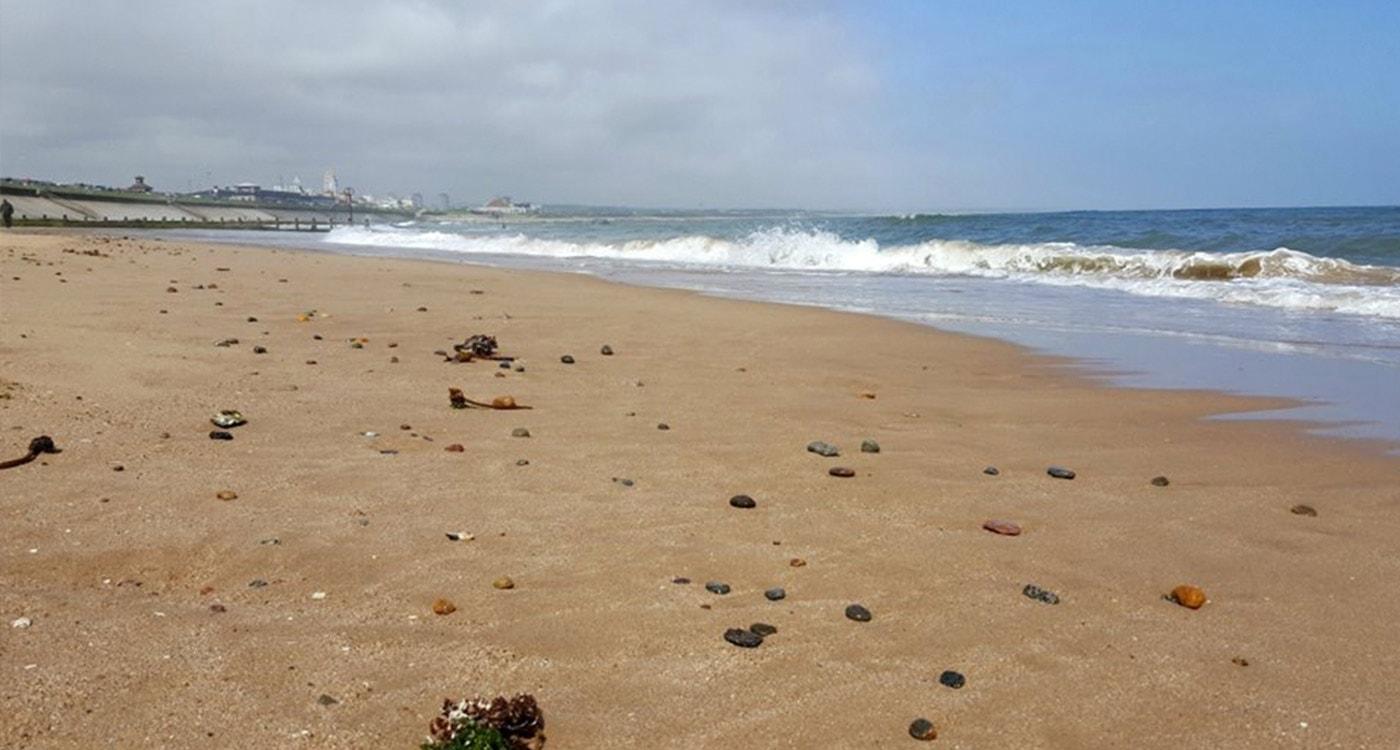 Aberdeen Beach – Wheels in the Sand