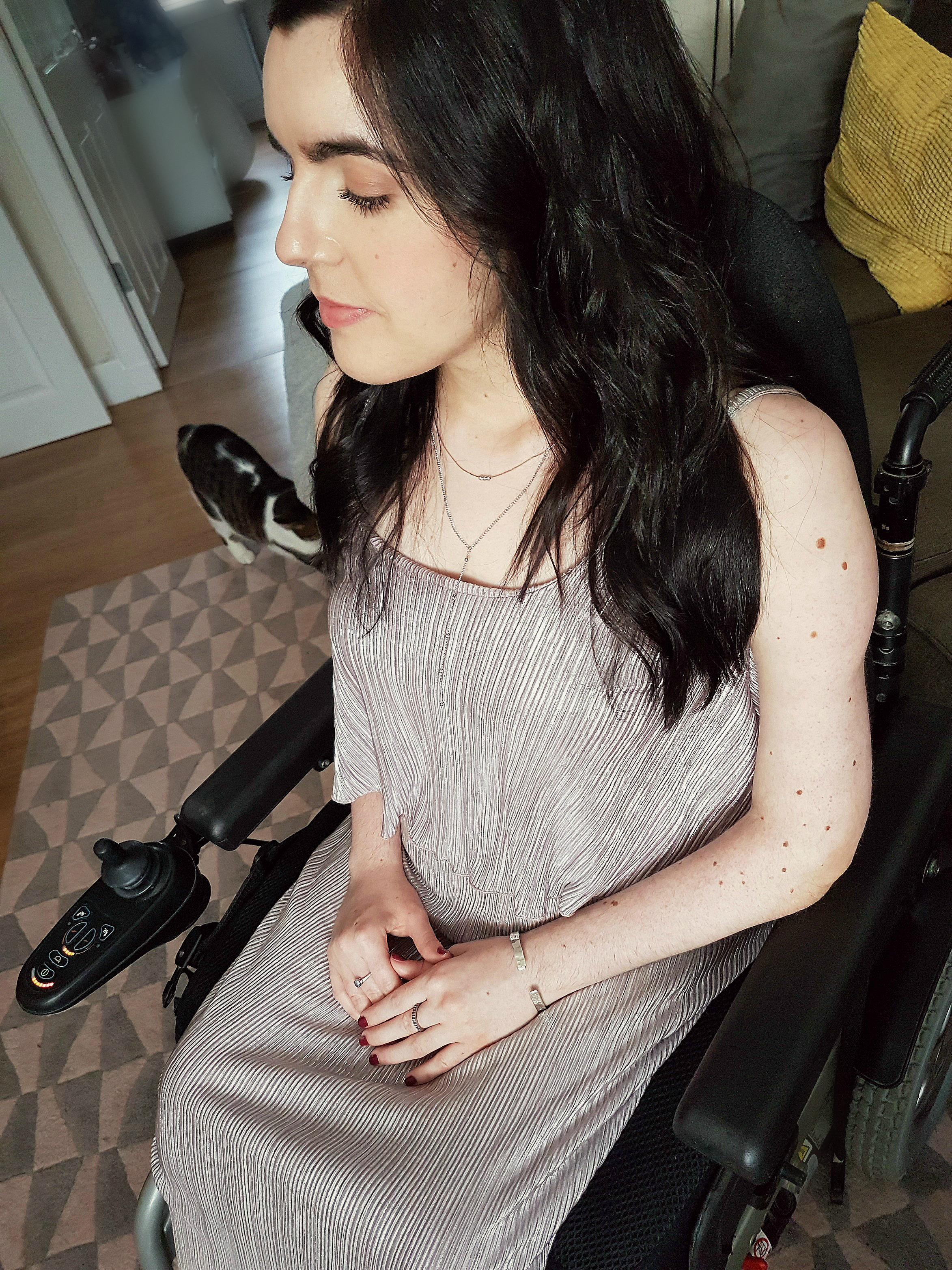 finding the perfect dress for wheelchair users
