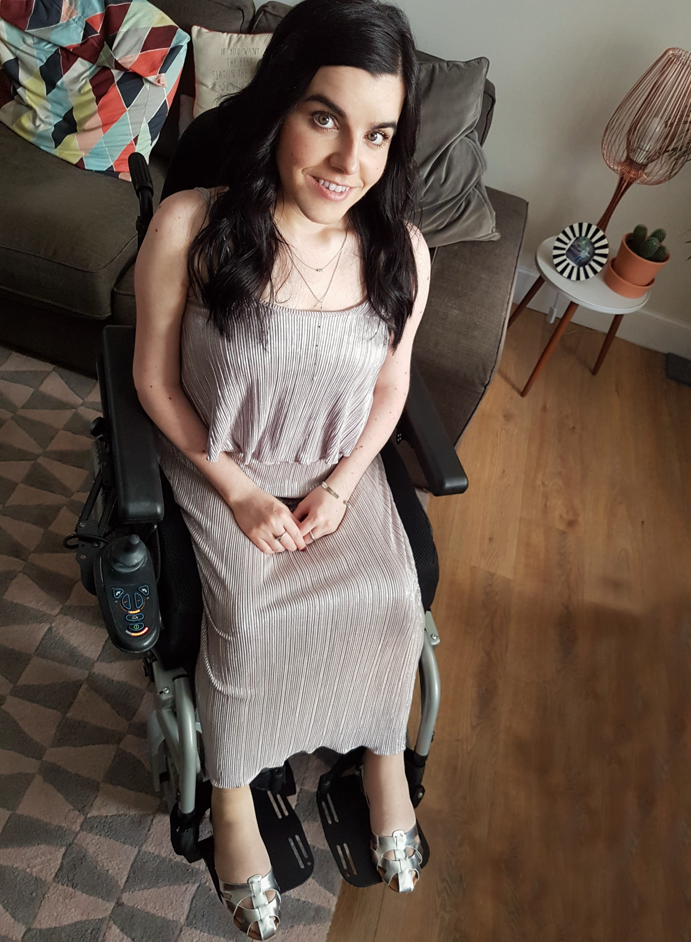 Wheelchair Fashion: Finding the perfect dress