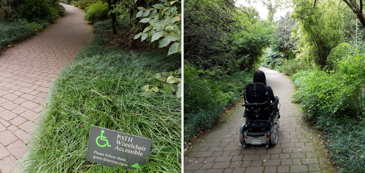 the-royal-botanic-garden-edinburgh-wheelchair-accessible-paths-and-signage