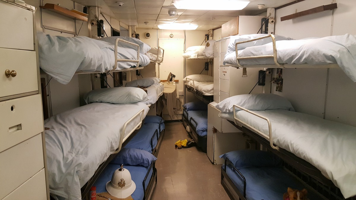 the-royal-yacht-britannia-crew-quarters-sleeping-area