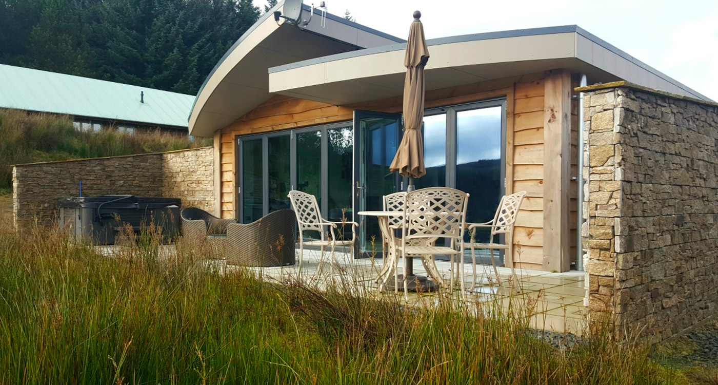 Accessible Holidays with Calvert Trust Kielder – Bradbury Chalet Review