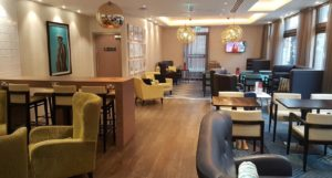 Hampton by Hilton Glasgow Central | Wheelchair Access Review