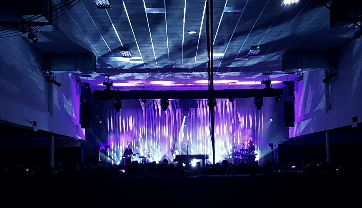 Birdy at The Edinburgh Corn Exchange venue review