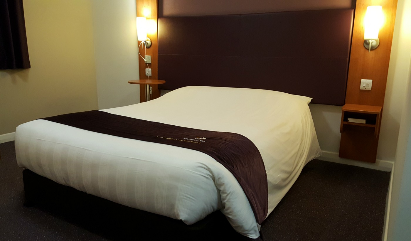 Premier Inn St. Helens South | Wheelchair Access Review