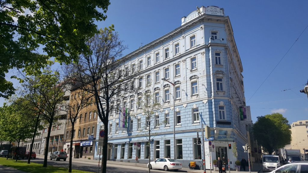Boutique hotel donauwalzer wheelchair accessible hotel in for Design hotel boutique vienna
