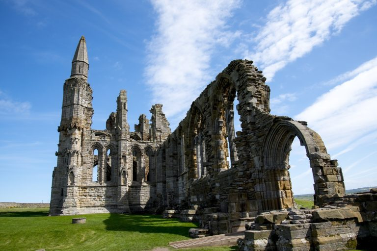 A wheelchair accessible holiday cottage near Whitby Abbey