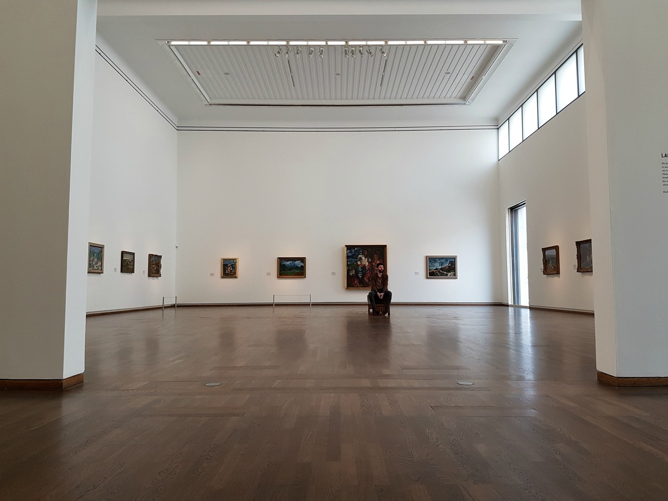 Vienna Photo Diary leopold museum gallery