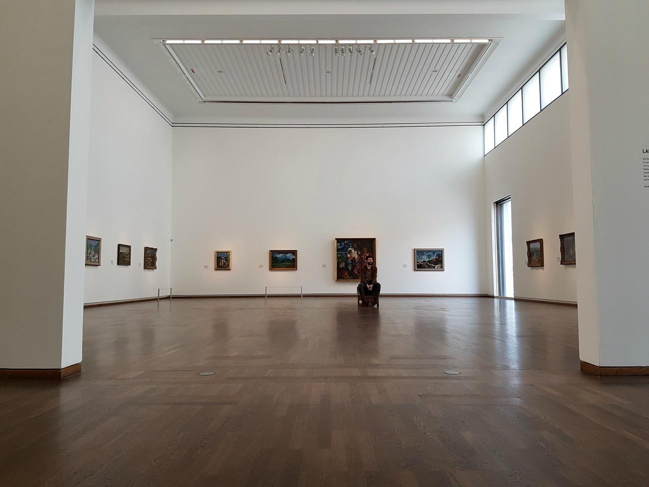 Vienna Photo Diary leopold museum gallery