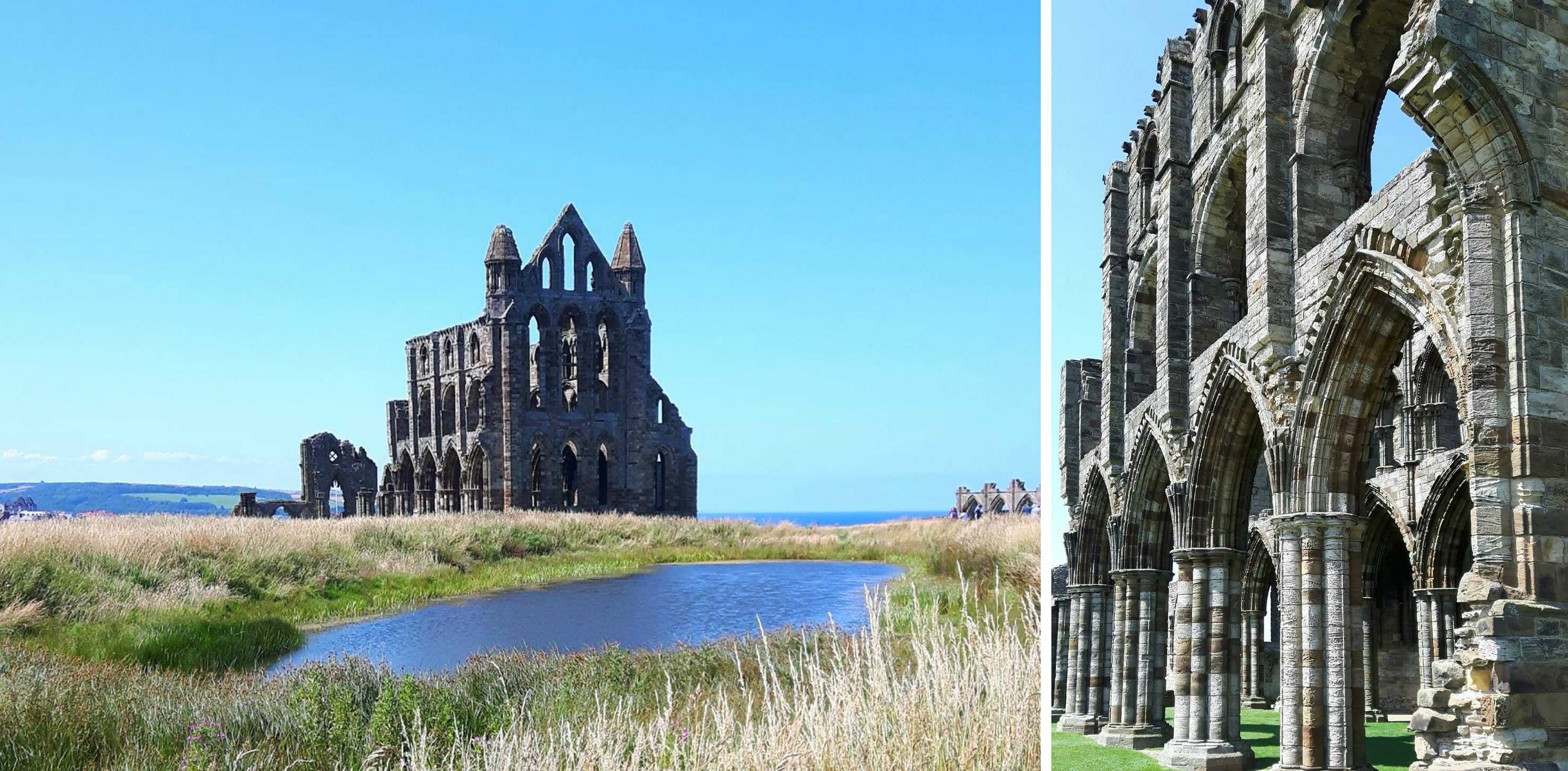 wheelchair accessible Whitby Abbey