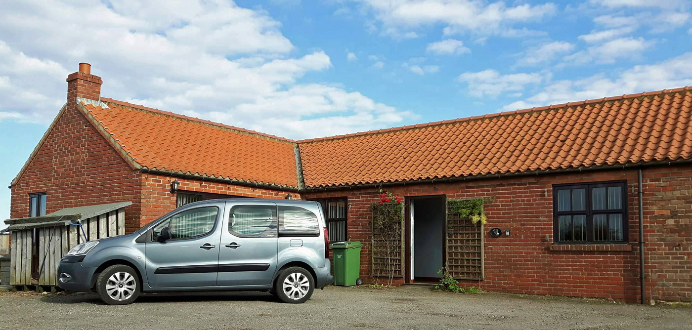 wheelchair accessible holiday cottage in Whitby